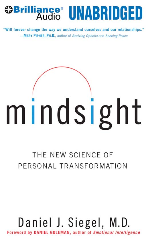 Title details for Mindsight by Daniel J. Siegel, M.D. - Wait list